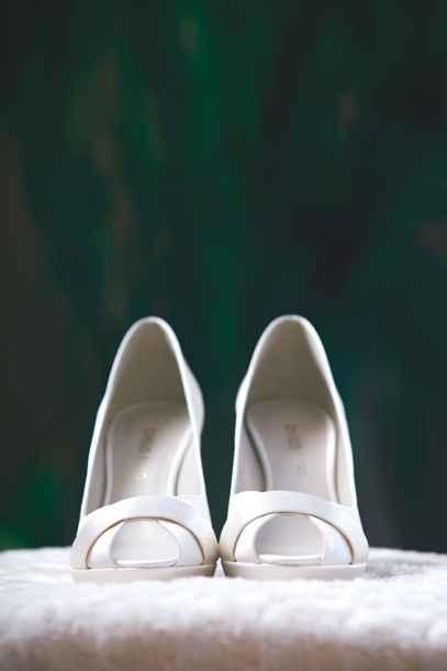Zapatos de novia con tacón medio - 2