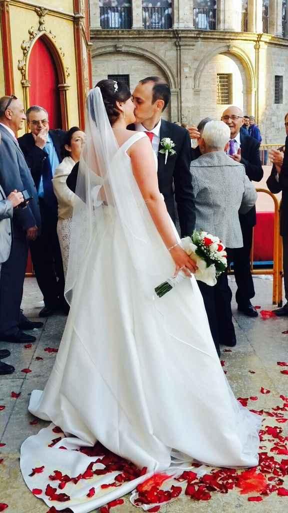Felizmente casados!! - 1
