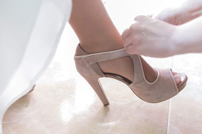 Zapatos novia perdida - 1