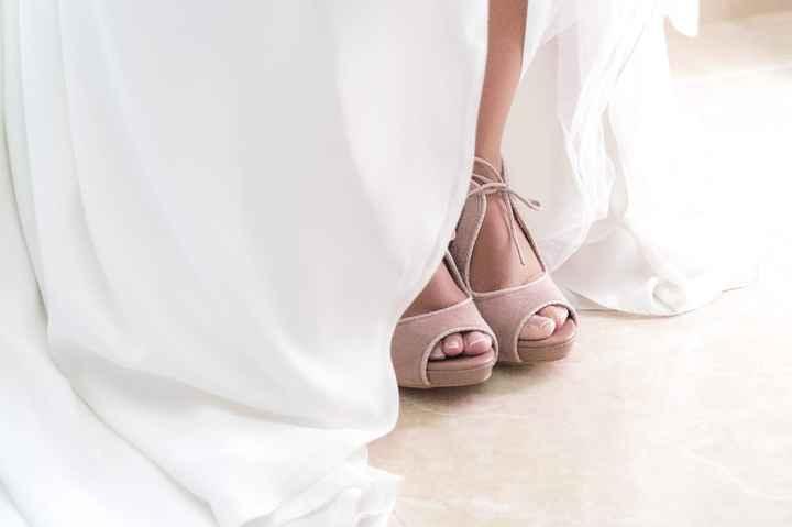 Zapatos novia perdida - 2