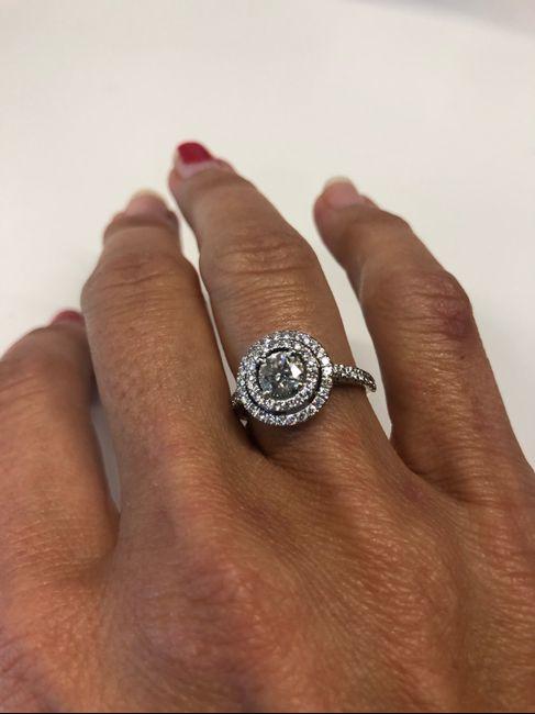 Pongamos foto de nuestros anillos de compromiso 8
