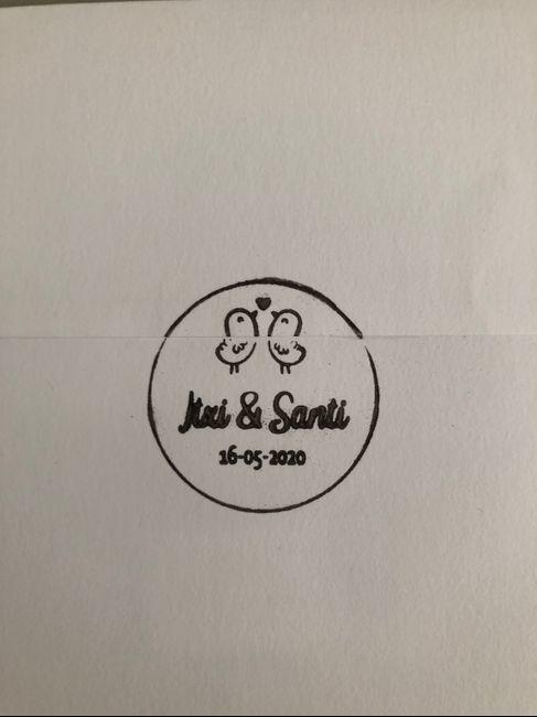 Logo/sello personalizado - 1