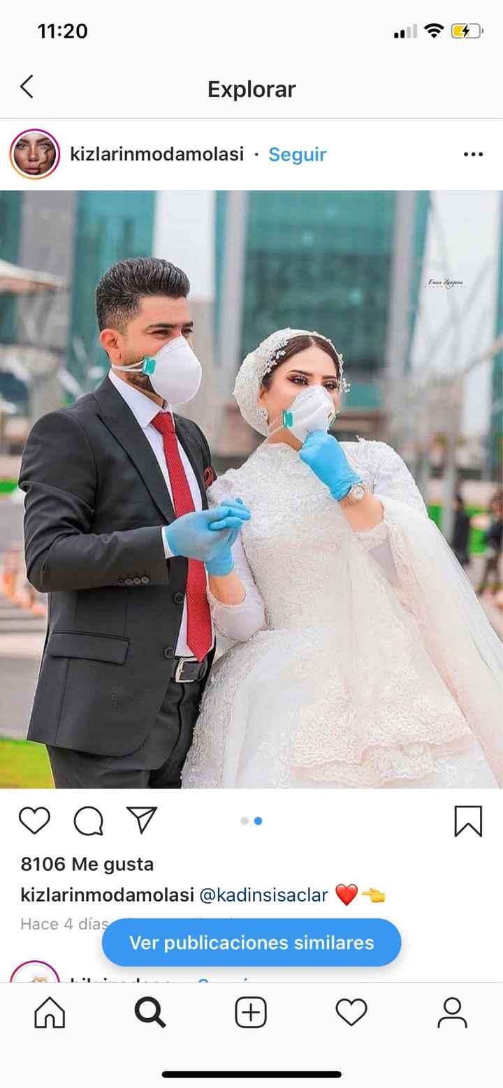 Quien se quiere casar así? - 1