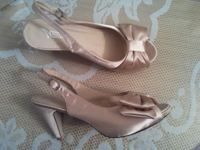 zapatos de novia baratos en getafe - madrid - foro bodas