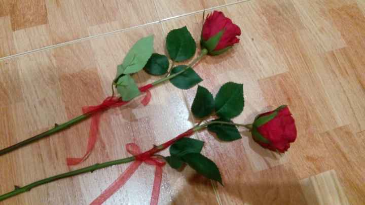 Ceremonia de la rosa - 2