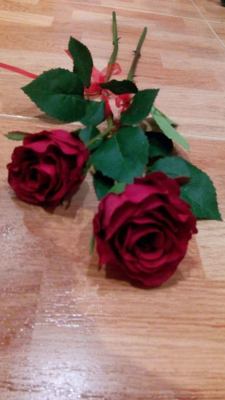 Ceremonia de la rosa - 1