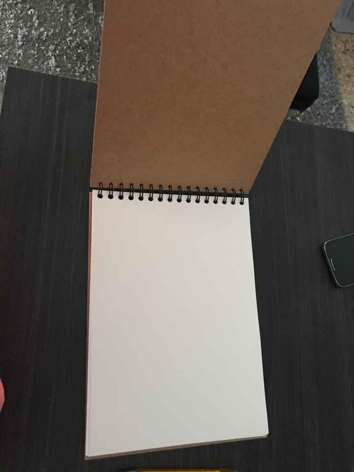 Mi libro de firmas diy - 3