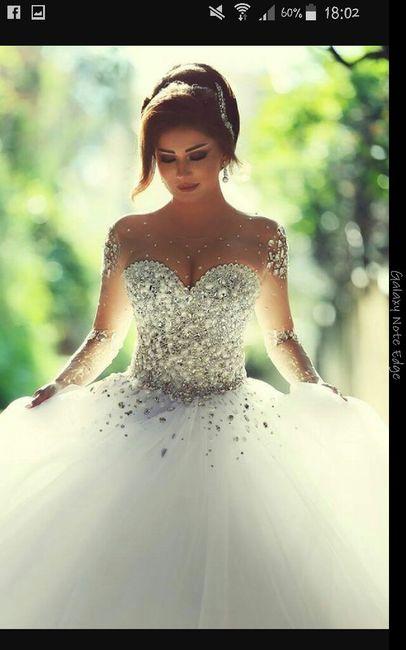 Modista de vestidos de novia barcelona
