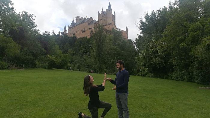 ¡Comparte vuestra foto de pareja favorita! 😍 30