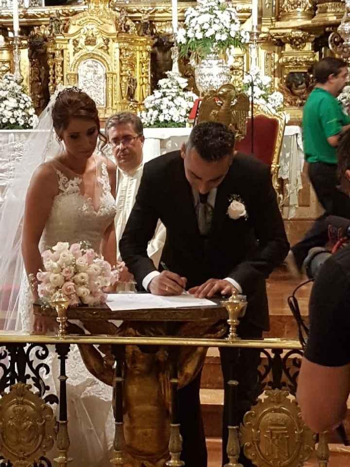 Novios que nos casamos el 13 de Julio de 2019 en Sevilla - 2