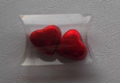 Detalle bombón corazón