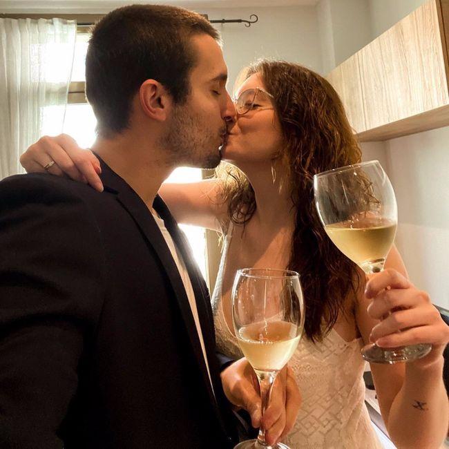 Nuestra No-boda del fin de semana 9