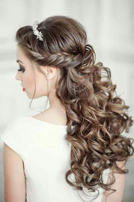 Elegir peinado para una Curly - 2