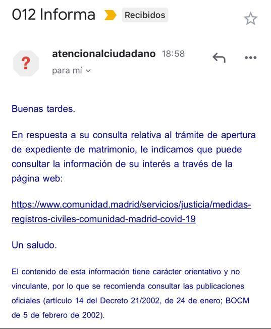 registro civil unico madrid - 1