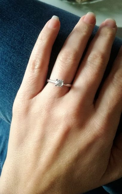 ¡Comparte una foto de tu anillo de pedida! 💍 2