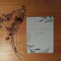 Invitaciones de boda terminadas - 2
