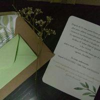 Invitaciones de boda terminadas - 3