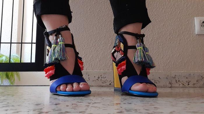 Por fin tengo mis zapatos!! 1