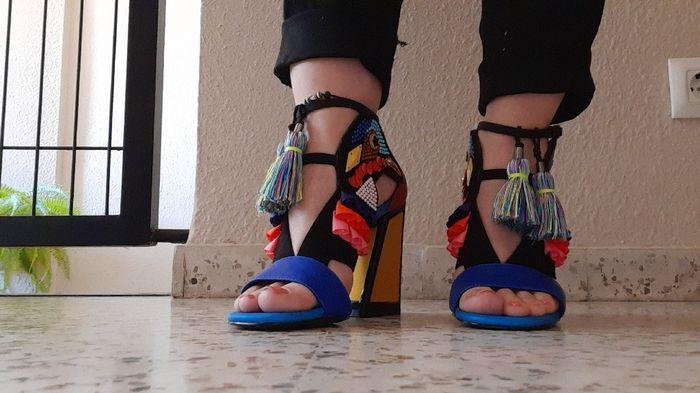 Por fin tengo mis zapatos!! 2