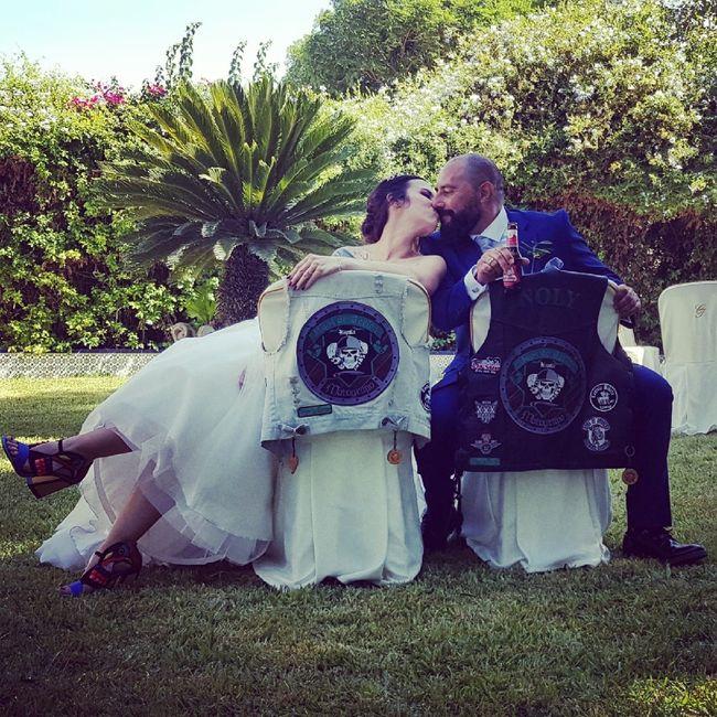 Por fin casados!! - 1
