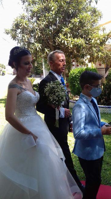 Por fin casados!! 4
