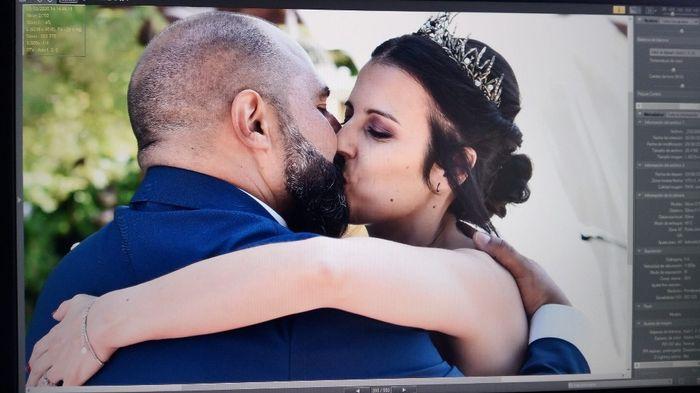 Por fin casados!! 5
