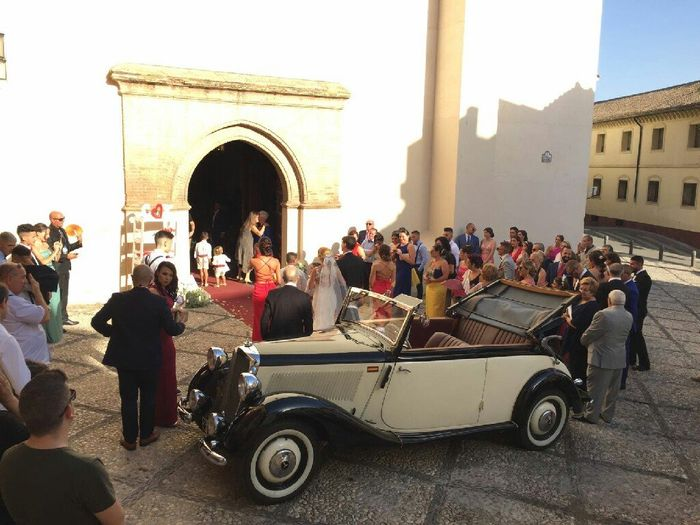 Ayuda a encontrar este coche de boda - 2