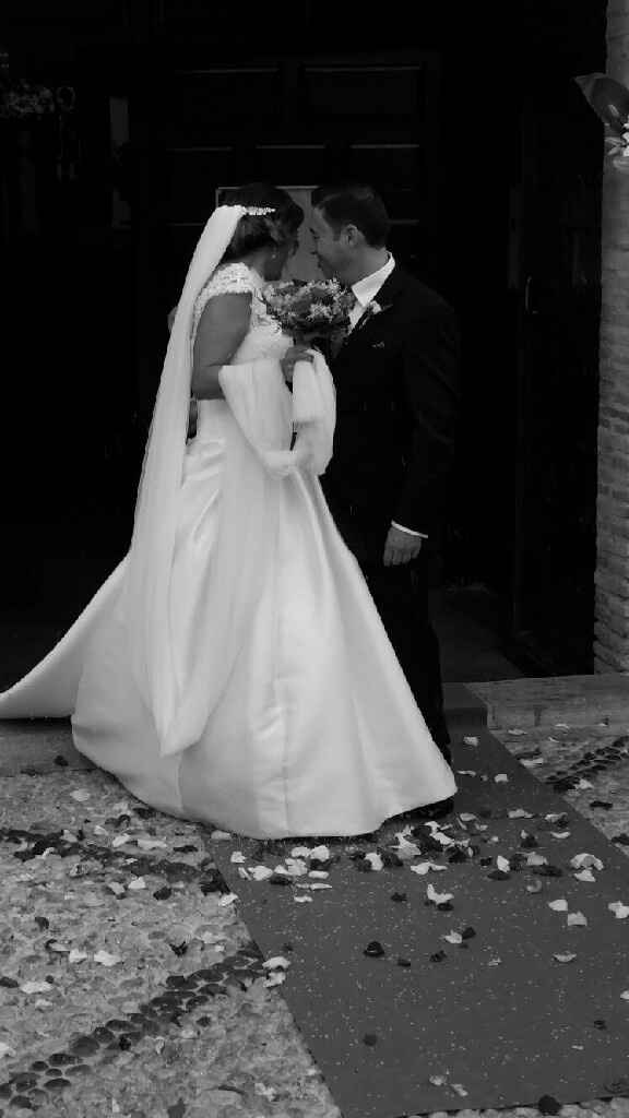 Ya somos marido y mujer!!! ahora , de luna de miel... - 4