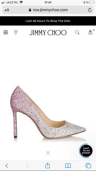 Zapatos boda. Estos sí o no? 1