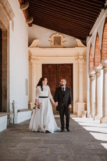 ¿Con cuántos ❤️ valoras el día de tu boda? 10