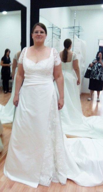 Vestidos novia baratos toledo