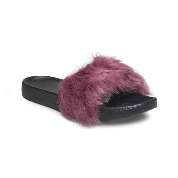 Zapatillas burdeos 👰🏼 - 1