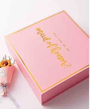 Cajas/bolsas de regalos para las damas de honor - 4