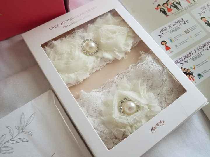 Suscripción cajas de novias - 1
