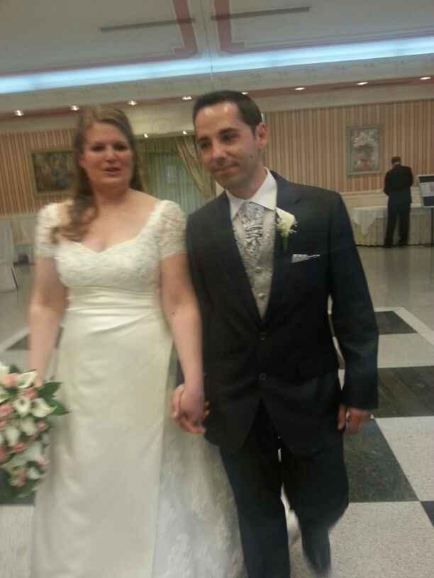Novios que nos casamos el 25 de Abril de 2015 en Madrid - 4