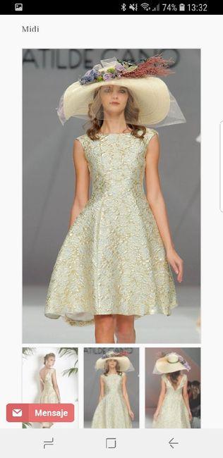 51731b30d Vestido Dorado y Beige invitada - Página 2 - Belleza - Foro Bodas.net