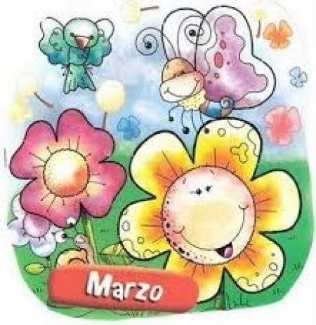 Marzo es el tercer mes del año en el calendario Gregoriano y tiene 31 ...