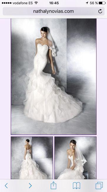 0c2492ac2 Vestidos de novia outlet! - Moda nupcial - Foro Bodas.net
