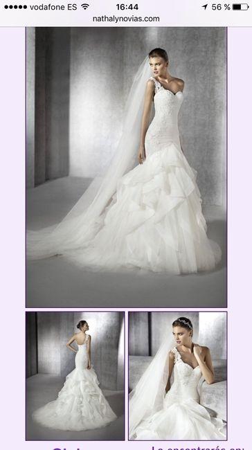 vestidos de novia outlet! - moda nupcial - foro bodas
