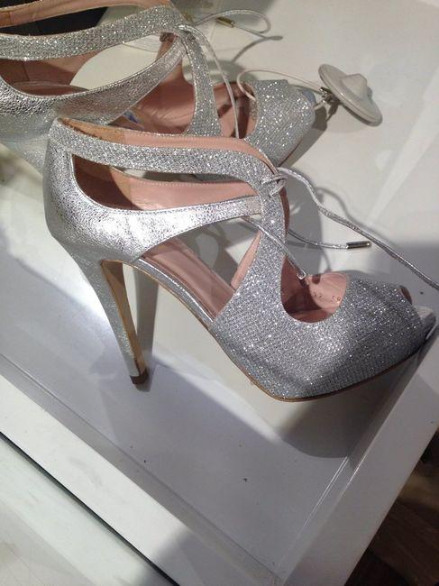 donde comprar zapatos de novia? - sevilla - foro bodas