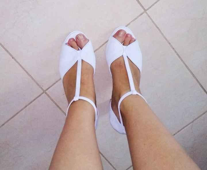 Ya tengo zapatoooooos - 1