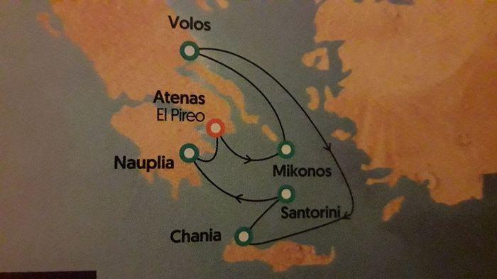 Crucero Islas Griegas 1