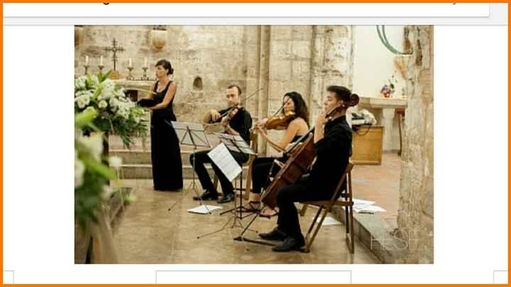 Música ceremonia - 1