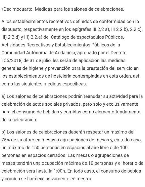 Andalucía sin barra libre :( 1