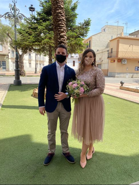Por fin casados!!! 1