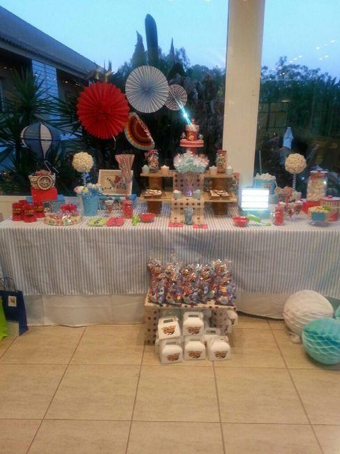 ¿cuánto cuesta una mesa dulce especial? - 1