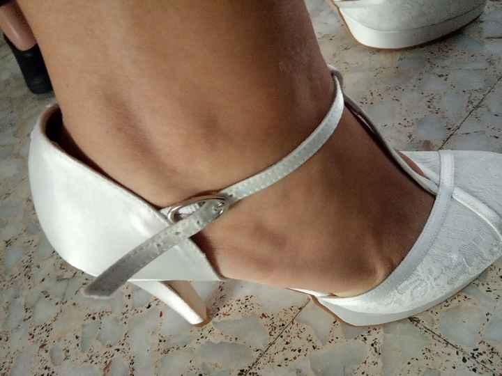 Ayuda!! Zapatos ángel Alarcon - 1