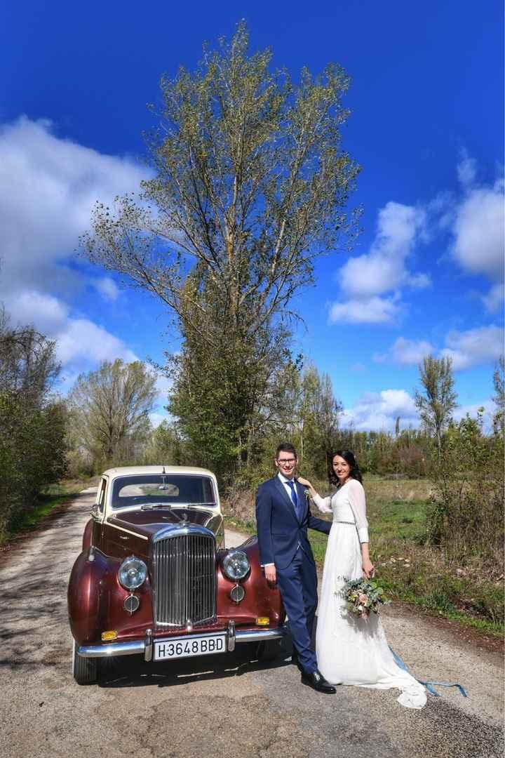 Novios que nos casamos el 3 de Octubre de 2020 en León - 1