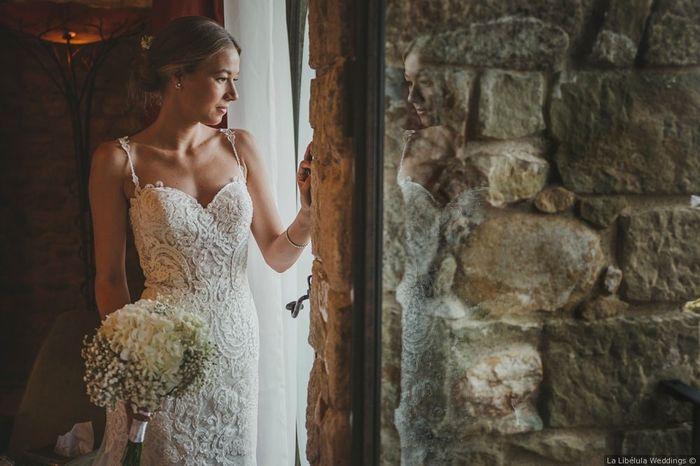 3 vestidos, 1 novia. ¡ELIGE! 👗 2
