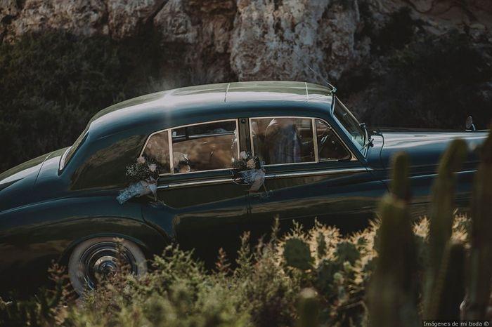 3 coches, 1 novia. ¡ELIGE! 🚗 3